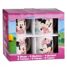 Disney Mokken Minnie Mouse, (4dlg)