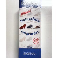 Deoshoes 100ml biossan