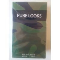 Pure Looks Man Eau de Toilette 100 ml