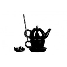 Original First Tea-set Black