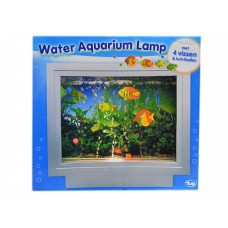 Decoratief aquarium